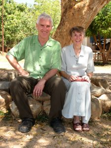 Steve and Rita
